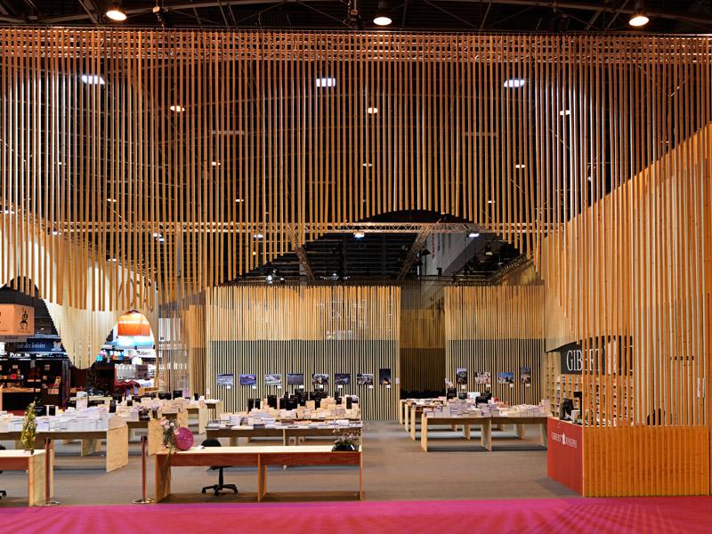 Pavillon Japonnais Salon du Livre