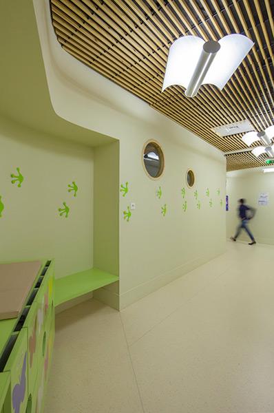 Ciel Rouge création - Architecture - Equipements et activités - Crèche Croix Nivert - Paris