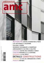 CRC - Ciel Rouge Création - Henri Gueydan - Publications et articles - Le moniteur architecture