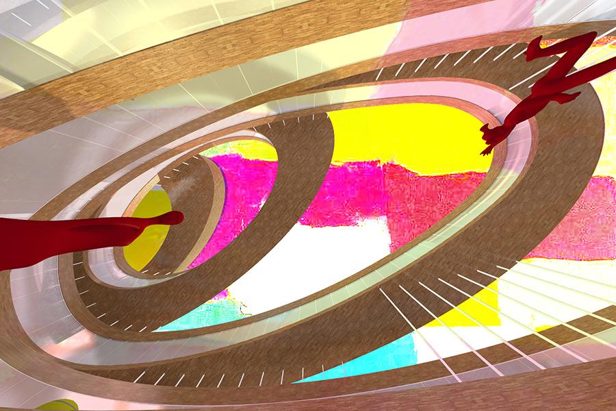 Ciel Rouge Création - Architecture - Guggenheim Museum project - Helsinki - Finlande