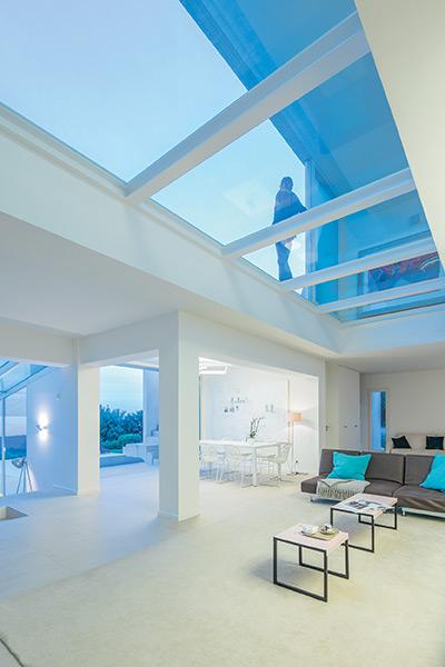 Ciel Rouge Création - Architecture - Villa Mons - Restructurations, réaménagements et améliorations - France