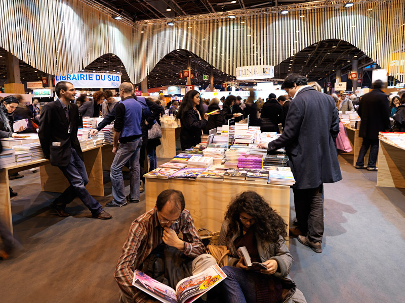 Japan Pavilion Book Fair