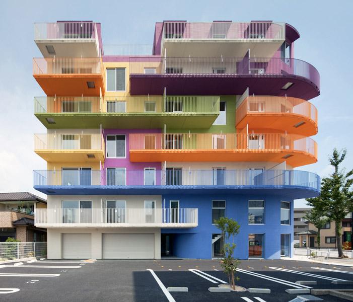Okazaki building - Nagoya - Japan