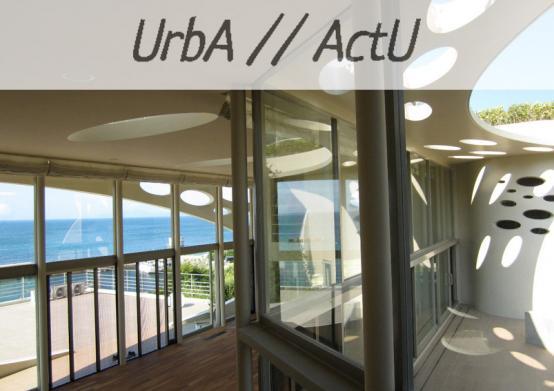 Ciel Rouge Création - Architecture - Henri Geydan - Publication internet sur urba-actu.blogspot.fr: Villa ronde bioclimatique à Chiba - Japon